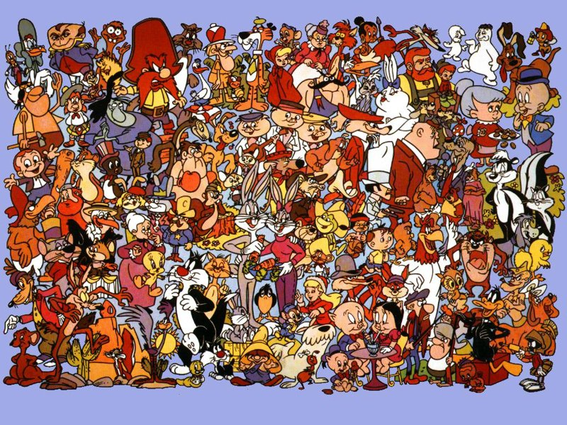looney toons character list № 194363