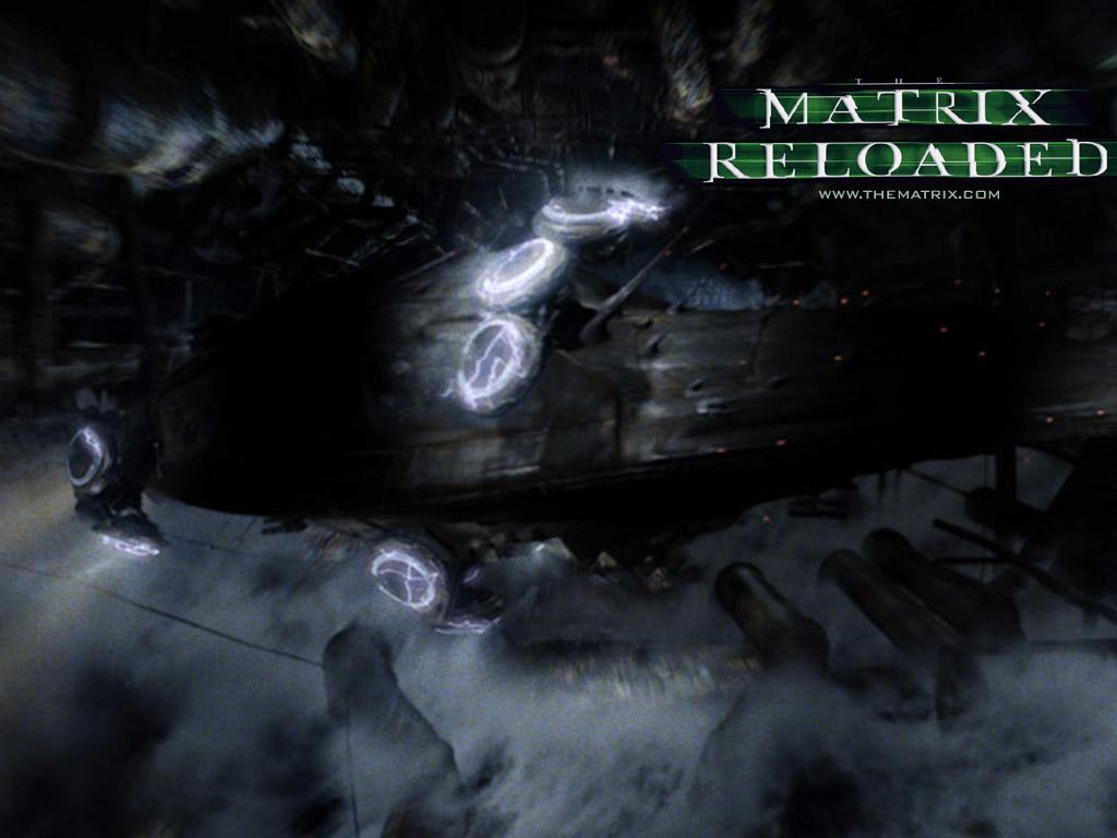 The Matrix Reloaded : ...
