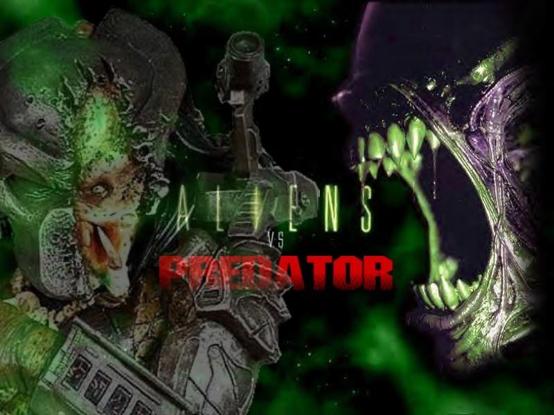 fond d ecran alien vs predator le jeux pc - www.P1Q.eu - Funny Pics