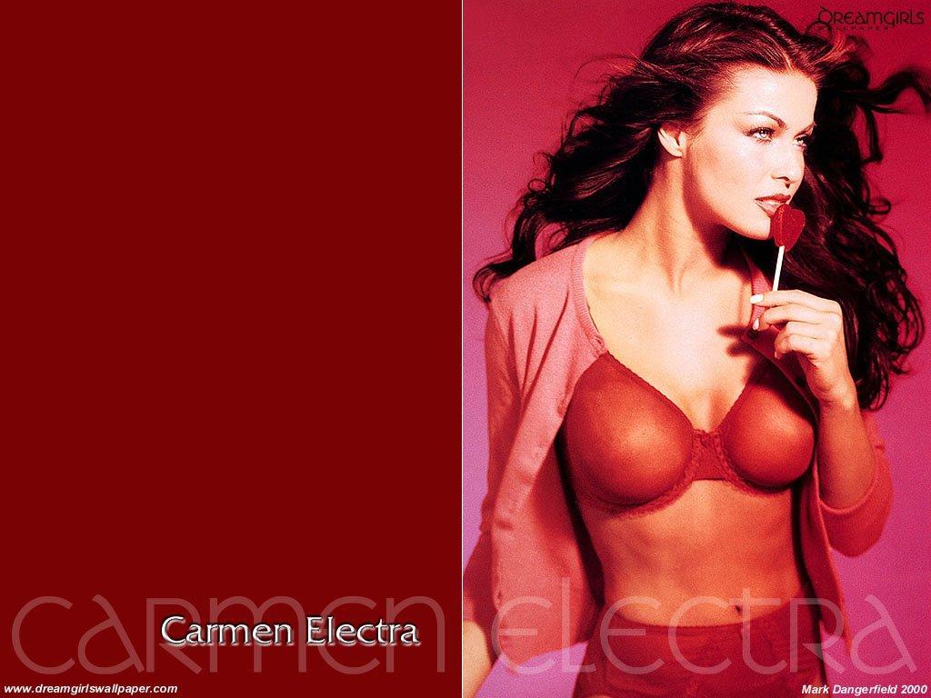 Carmen Electra Tits 47