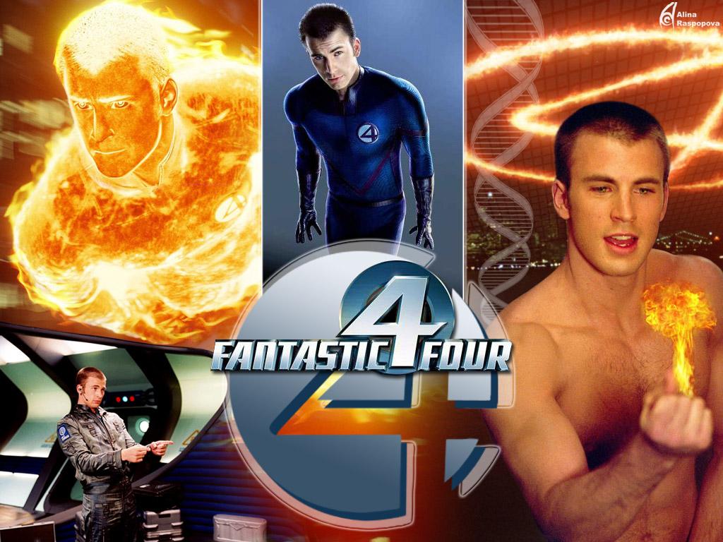 Les 4 Fantastiques : Wallpaper Les 4 Fantastiques