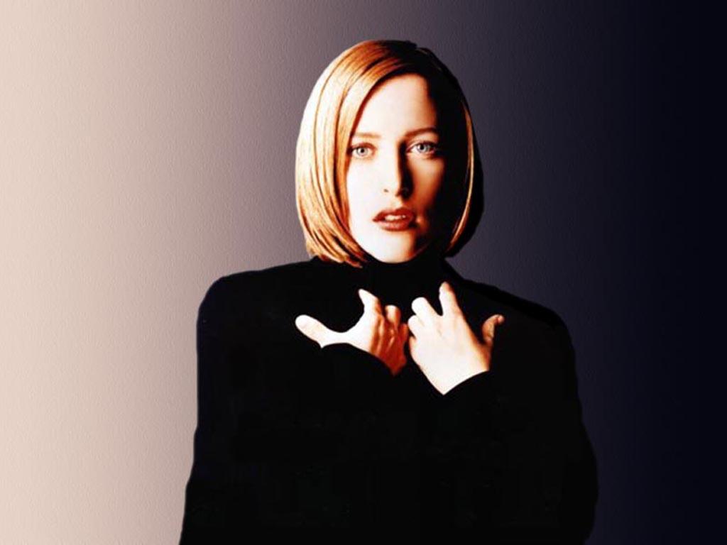 Gillian Anderson : wal...