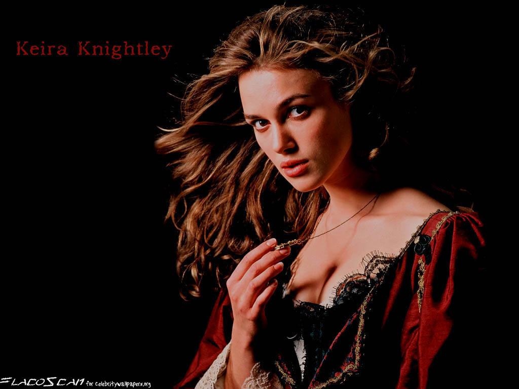 Keira Knightley : wall...