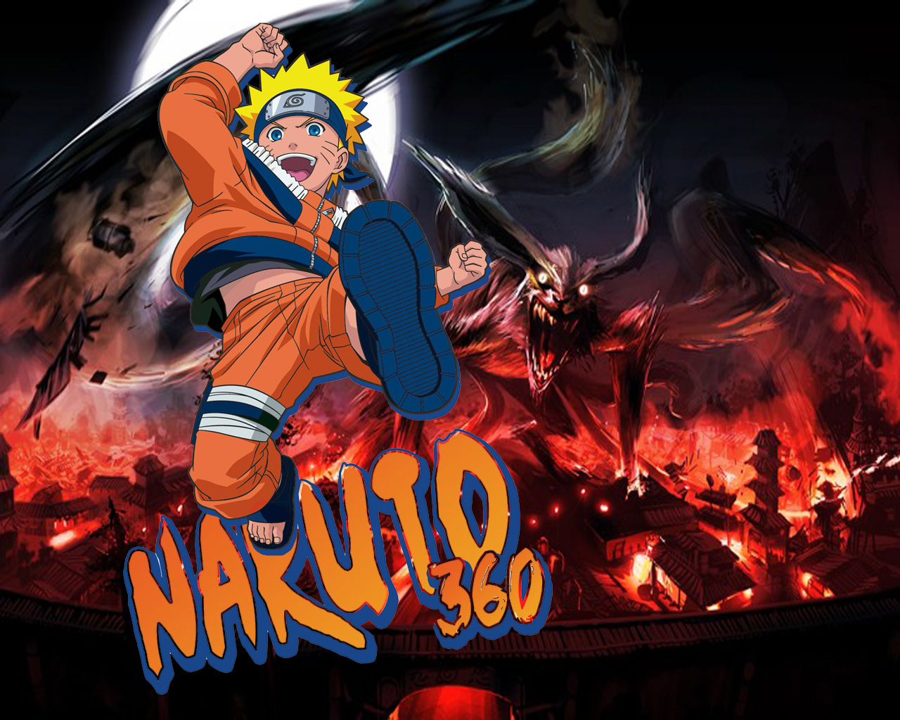 Naruto wallpaper com anime full hd wallpaper for Fond ecran naruto