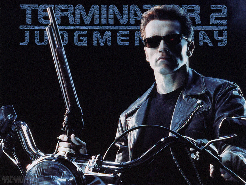 Terminator 2 Judgment Day Movie