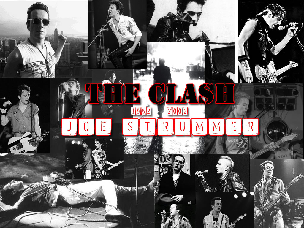 The Clash : wallpaper The Clash