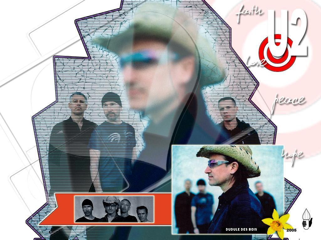 U2 Wallpaper U2